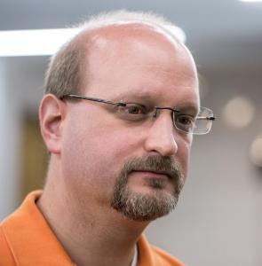 Steve Bohlen - headshot